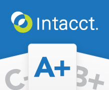 New Intacct Performance Reporting
